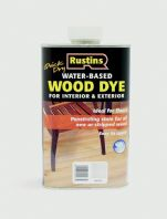 Rustins Wood Dye - White 250ml